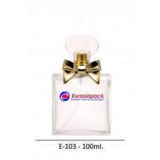 İthal Takım Parfüm Şişesi Kod E103-100ml