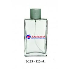 İthal Takım Parfüm Şişesi Kod E113-120/90/60ml