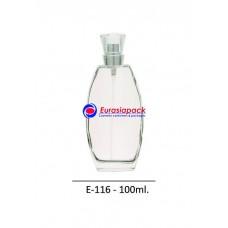 İthal Takım Parfüm Şişesi Kod E116-100ml