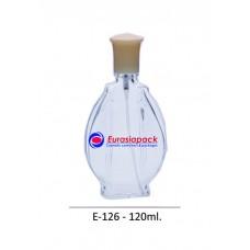 İthal Takım Parfüm Şişesi Kod E126-120ml