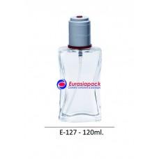 İthal Takım Parfüm Şişesi Kod E127-120/50ml