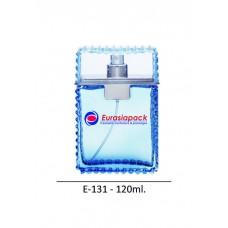 İthal Takım Parfüm Şişesi Kod E131-120ml