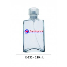 İthal Takım Parfüm Şişesi Kod E135-110ml