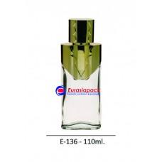 İthal Takım Parfüm Şişesi Kod E136-110ml
