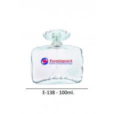 İthal Takım Parfüm Şişesi Kod E138-100ml