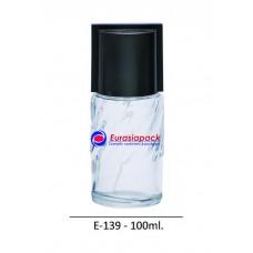 İthal Takım Parfüm Şişesi Kod E139-100ml