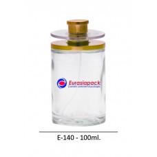 İthal Takım Parfüm Şişesi Kod E140-100ml