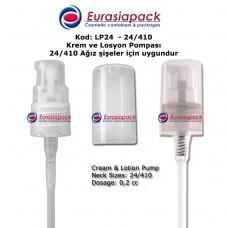 KREM ve LOSYON POMPASI 24/410 - LP24