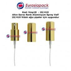 METAL SPREY VALF 18/410 ALTIN SARISI RENK
