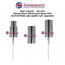 METAL SPREY VALF 18/410 GÜMÜŞ RENK