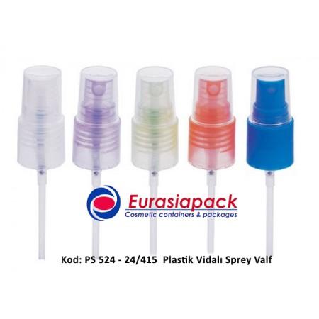 PLASTİK SPREY VALF 24/415 KOD: PS-524